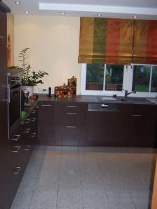 Küche in Wenge