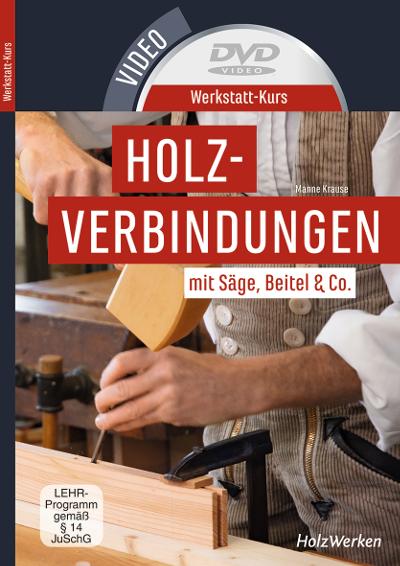Das Cover zeigt Manne beim Ausarbeiten eines Schlitzes