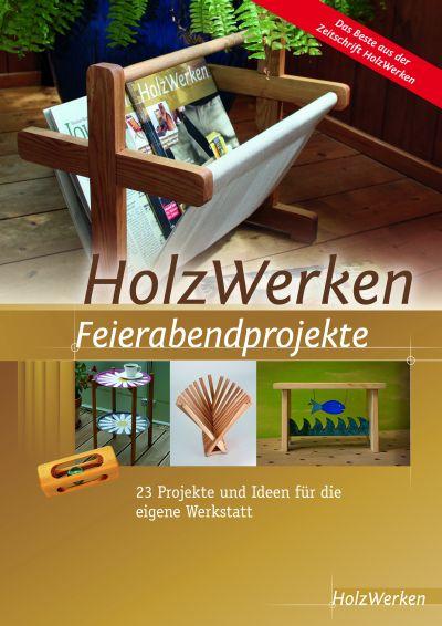 Cover des Buches mit Abbildungen von mehreren kleinen Projekten